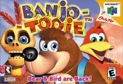 Banjo-Tooie (USA) Box Scan